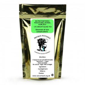 Mother Nature: Eye Bright Loose Blend tea
