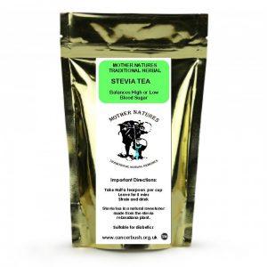 Mother Nature: Hemp Tea Loose Herb Tea