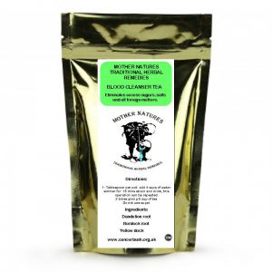 Mother Nature: Blood Cleanser Loose Herb Tea