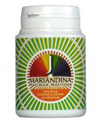 Mariandina J Cleanse & Detox 30 Vegetabs