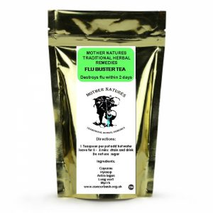 Mother Nature: Flu Buster Loose Herb Tea