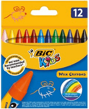 Crayons 12 Pack