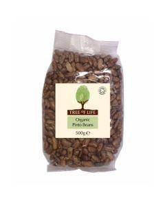 Tree of life Organic Pinto Beans 500g