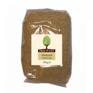 Tree of Life Cous Cous – Wholemeal 500g