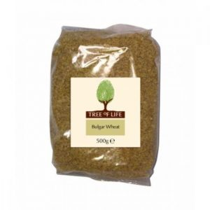 Tree of Life Bulgur Wheat- Medium 500g