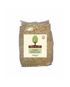 Tree of Life Organic Quinoa 500g