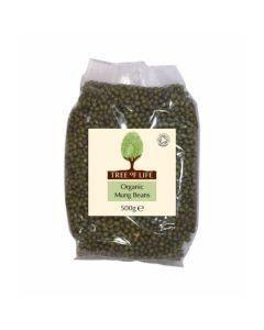 Tree of Life Organic Mung Beans 500g