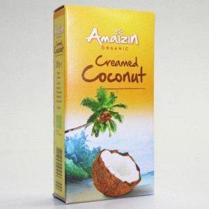 Amazin Organic Creamed Coconut