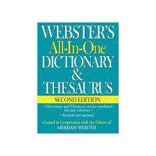 Dictionary/Thesaurus