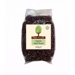 Tree of Life Organic Aduki Beans 500g