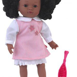 Charlotte Black Doll,