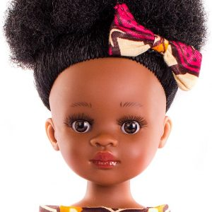 Sibahle Collection Bontle 12 inch Black Doll
